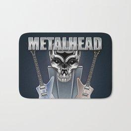 Metalhead Bath Mat