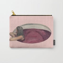 Drinks on Me: Wine Carry-All Pouch