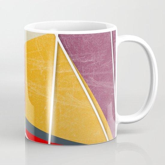 ColorBlock V Coffee Mug