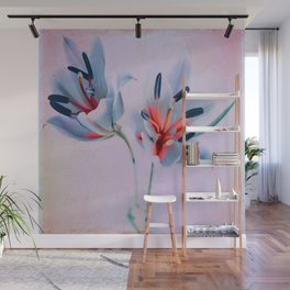 The flowers of my world Wall Mural