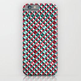 Typoptical Illusion A no.4 iPhone Case