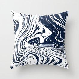 Liquid Throw Pillow