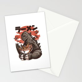 Kaiju's Ramen Stationery Cards
