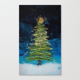 Oh Christmas tree! Canvas Print