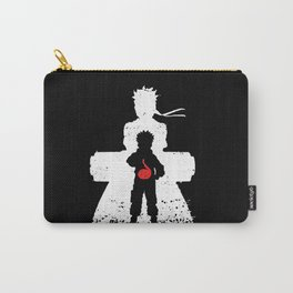 Shadow of Naruto Uzumaki Carry-All Pouch