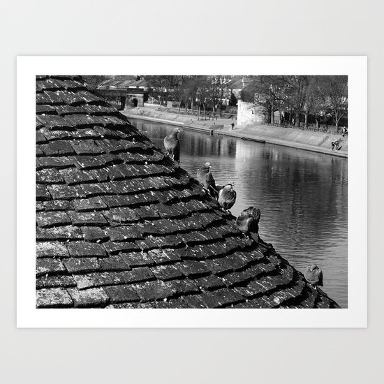 York #70 Art Print