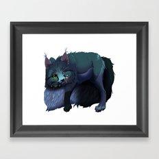 Hang out Framed Art Print