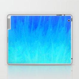 Icy Blue Blast Laptop & iPad Skin