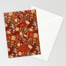 Perfection and Power are Overrated Stationery Cards