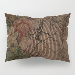 Roses of the Night Pillow Sham