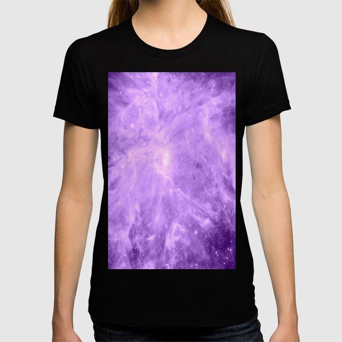 Lavender Orion Nebula T-shirt