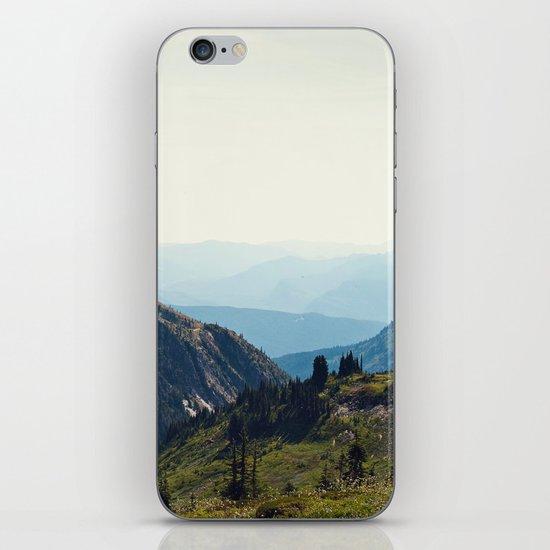 Sunny Mountain iPhone & iPod Skin
