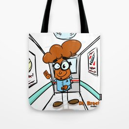 Dr. Brock... Tote Bag