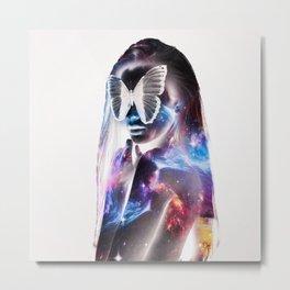 Butterfly Effect [Part III] Metal Print