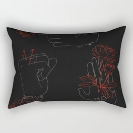 Passion Rectangular Pillow