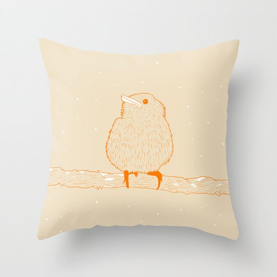 Pio Pio (RIP) Throw Pillow