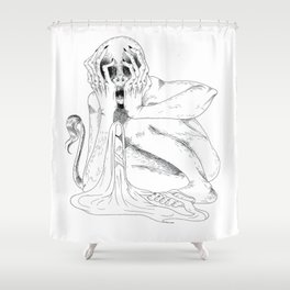 Troll Shower Curtain