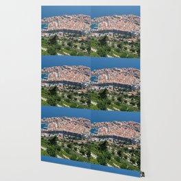 Over Dubrovnik, Croatia Wallpaper