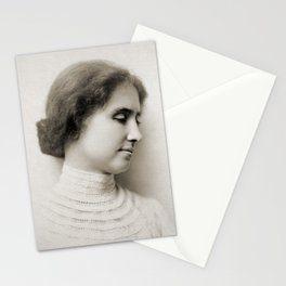 Helen Keller, c. 1904 Stationery Cards