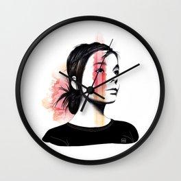 Björk Wall Clock