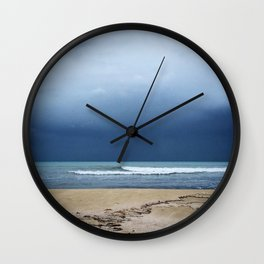 Maybe Not The Best Weather? Wall Clock