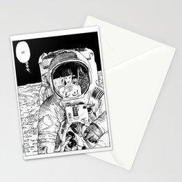 asc 333 - La rencontre rapprochée ( The close encounter) Stationery Cards