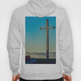 The Cross on the Hill Hoody