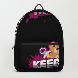 Keeper Of The Gender - Gift Backpack