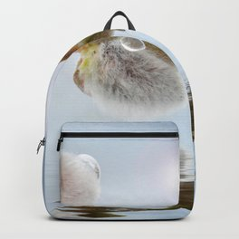 Pussy willow 0117 Backpack