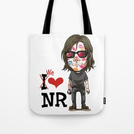 We love Norman! Tote Bag