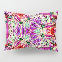 Metatronic Light Design Pillow Sham