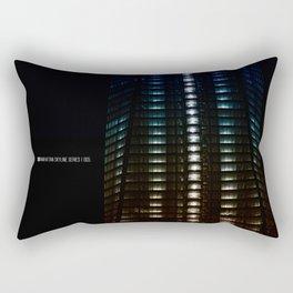 Manhattan Skyline Series 005 Rectangular Pillow