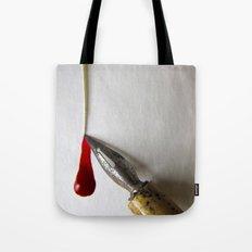 Mighty Pen Tote Bag