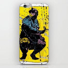 S.U.M.O. iPhone Skin