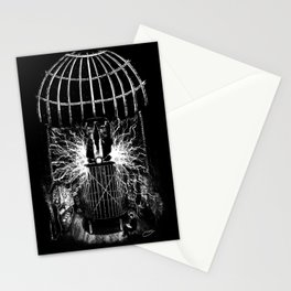 Nikola Tesla's Laboratory Stationery Cards