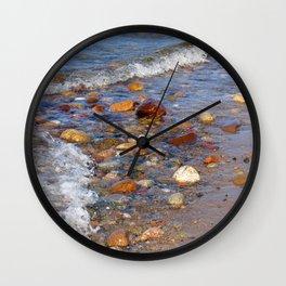 Superior Stones Wall Clock