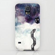 The T.A.R.D.I.S II Slim Case Galaxy S5