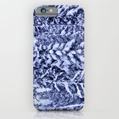 Snow Trees  iPhone 6 Slim Case