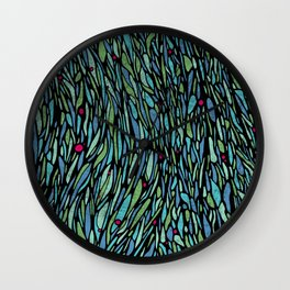 Reflections Wall Clock