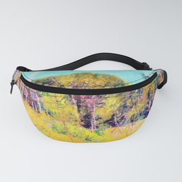 12,000pixel-500dpi - John Peter Russell - A clearing in the forest - Digital Remastered Edition Fanny Pack