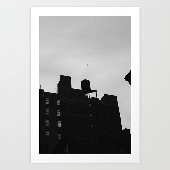 Chelsea Architecture III Art Print