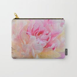 Joy of a Peony by Teresa Thompson Carry-All Pouch