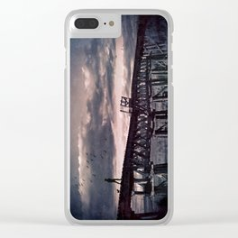 The Travellers Clear iPhone Case