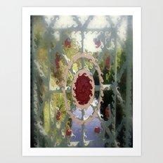 Crowning Glory Art Print