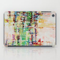 ABSTRACTION island iPad Case