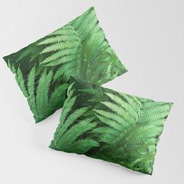 Fern Photography | Tropical Leaves | Nature | Jungle | Rainforest | Tropical | Minimalism Pillow Sham