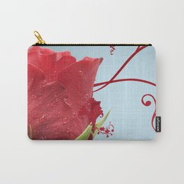 Rose, Reinvented Carry-All Pouch