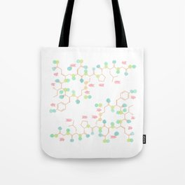Oxytocin - Hugs are drugs Tote Bag