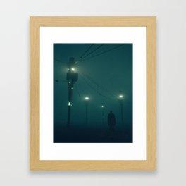 FOGOFWAR (everyday 01.21.17) Framed Art Print