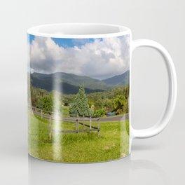 Idyllic rural view Coffee Mug